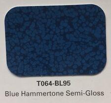 Blue Hammertone Semi-Glass Cardinal Powder Coat Single Coat 1lb