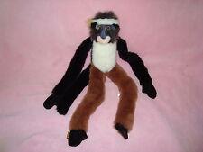 "Wild Republic Hanging Monkey Plush 1999 17"""