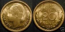 20 francs Essai Morlon 1950 FDC [n°4164]