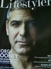 Lifestyler Magazine #119 George Clooney, Oprah, Jeanne Beker, Chuck Hughes, Pica