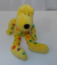 Dr Seuss Put Me In The Zoo Plush Stuffed Yellow Spotted Dog Kohl's Lopshire