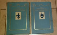 1901 FURNITURE of Our Forefathers Vol I & II Singleton