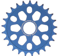 Primo Analog 25 tooth sprocket anodized blue