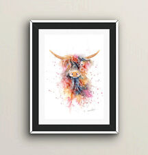 Artist Giclee & Iris Abstract Art Prints