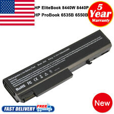Notebook Battery for HP TD06 EliteBook 8440P 6930P 6530B 6730B ProBook 6455B