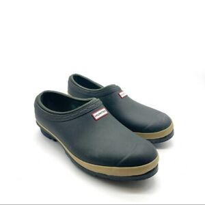 HUNTER ALL WEATHER CLOGS ! UNISEX WOMENS 12/12.5