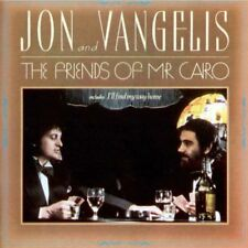 Jon And Vangelis - The Friends Of Mr.Cairo - CD Rock / Art Rock / Electronic