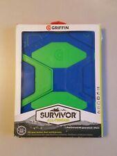 Griffin survivor all - terrain iPad case for iPad  (3rd and 4th gen)+ iPad 2