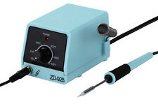 ES-SOLDERING STATION MINI TEMPERATURE CONTROLLED ZD-928 220V NEW