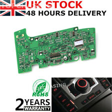 FOR Audi Q7 MMI 2G Navigation Control Panel Electrical Circuit 4L1919610 SLine