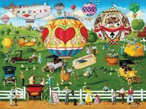 Masterpieces Signature Collection FLIGHTS OF FANCY 300 Pcs Jigsaw Puzzle Ballon