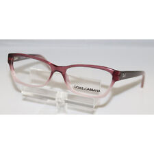 DOLCE GABBANA D&G 1216 1857 Pink Gradient Eyeglasses Frames Glasses 50-16-135