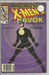 X-Men, Very Good, Superhero Comic, 1980s, Dust Jacket, English Modern, Paperback