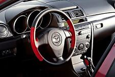 Genuine Mazda 3 2003-2006 Two Tone Steering Wheel Red And Black