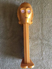 Large 12 Inch C-3PO Pez Dispenser; plays Star Wars theme song when it is open!