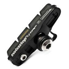 SwissStop FlashPro Replacement Pads Carbon Rims Pair Shimano Black Prince Bik...