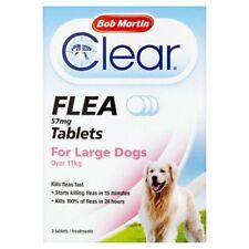 Bob Martin Flea Tablets (3) Large Dog 11kg+!