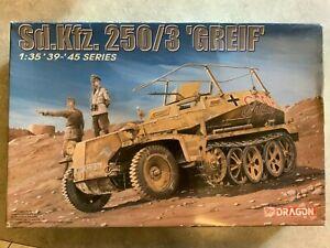 1/35 Dragon Sd.Kfz.250/3 GREIF