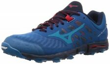 New Mizuno Running Shoes Wave Hayate 5 Trail J1Gj1972 Blue x Light blue x Red