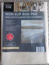 """NON-SLIP RUG PAD UNDERLAY // Rug Gripper // Size: 40"""" x 60"""" //"""