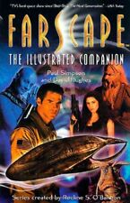 Farscape The Illustrated Companion Paperback SyFy Tv Series Oop New