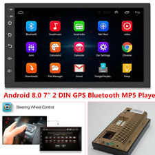 2DIN Android 8.0 Car Radio GPS Navigation Audio Stereo Car Multimedia MP5 Player