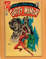 Ghost Manor #6 May 1969 Charlton FN/VF