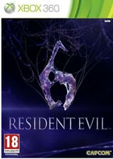 Resident Evil 6 Xbox 360 - Brand New & Sealed