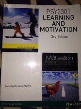 PSY2301 Learning and Motivation 3rd Edition - By Craig Harms