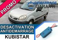 Clé de désactivation d'anti démarrage Nissan KUBISTAR