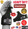 WEIGHT LIFTING HOOKS for Grip DEADLIFT STRAPS Gym POWER Wrist Support HEAVY DUTY
