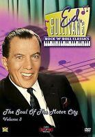 Ed Sullivans Rock n Roll Classics Volume 3 - The Soul of Motor City (DVD, 2003)