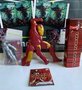2007 Burger King Iron Man Figures Lot of 2 (NIP, RARE)