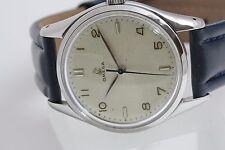 Omega Mechanisch-(Handaufzug) Armbanduhren mit 12-Stunden-Zifferblatt für Erwachsene