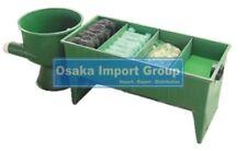 4 Kammerfilter mit Vortex Filtermaterial Fisch Koi Teichfilter bis 40.000 Liter
