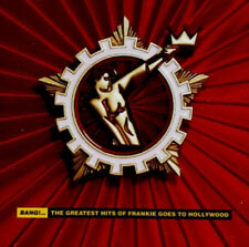 Englische Compilation Frankie Goes to Hollywood's mit Musik-CD