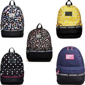 Superdry Repeat Series Montana Backpack Bag