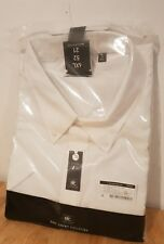White Shirt X6 XL Long Sleeve Work Shirt