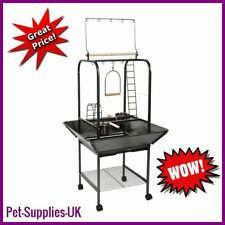 Forest Jungle Play Stand Parrot Play Stand, African Grey, Amazon, Cockatoo etc