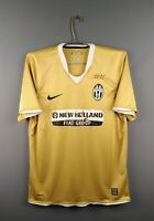 4/5 Juventus jersey Medium 2008 2010 away shirt 287403-770 soccer Nike ig93