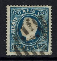 Portugal SC# 32, Used, Small Shallow Thin -  Lot 05222016