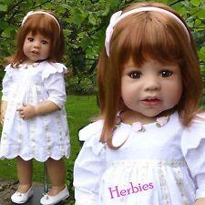 """Masterpiece Dolls Sunday's Child Strawberry Blonde Monika Levenig, 29""""  IN STOCK"""