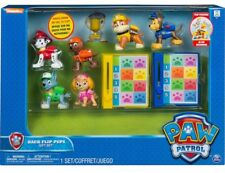 Paw Patrol Back Flip Pups Gift Set Exclusive Figure 6-Pack