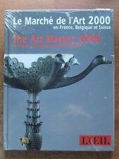 GUIDE DU MARCHE DE L'ART 2000 EN FRANCE BELGIQUE ET SUISSE - BILINGUE - NEUF !