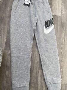 Boys Nike Tracksuit Bottoms Size 9/10