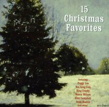 15 Christmas Favorit - 15 Xmas Favorites / Various [New CD]