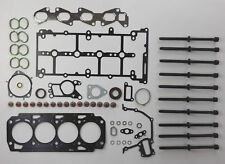 FOR VAUXHALL ASTRA INSIGNIA ZAFIRA 2.0 A20DTH A20DTJ A20DT HEAD GASKET SET BOLTS