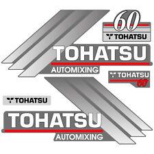 Tohatsu 60 outboard (2004) decal aufkleber adesivo sticker set