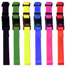 Breite Trixie Hundehalsbänder aus Nylon