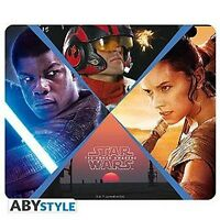 STAR WARS - Mouse Mat - Heroes Episode 7